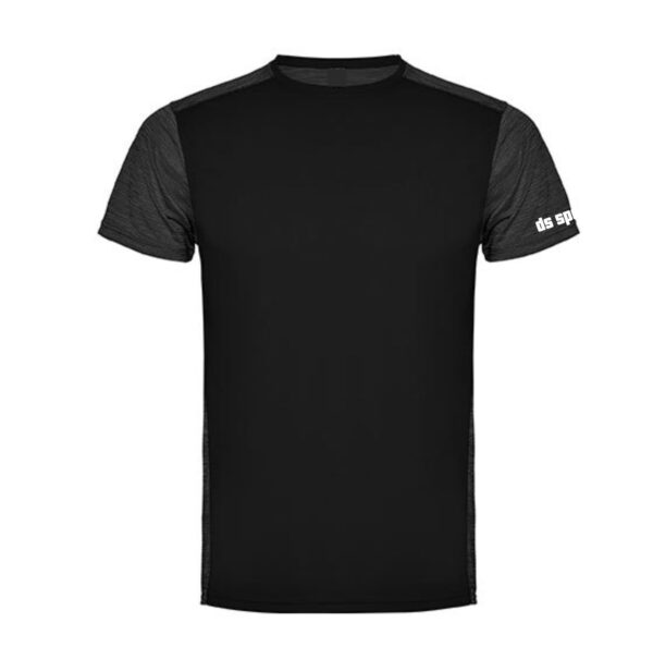 Sportshirt Herren SD black front