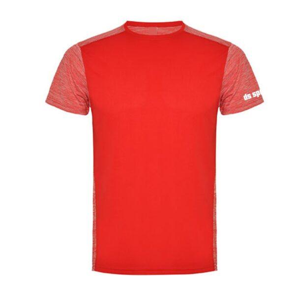 Sportshirt Herren SD red front