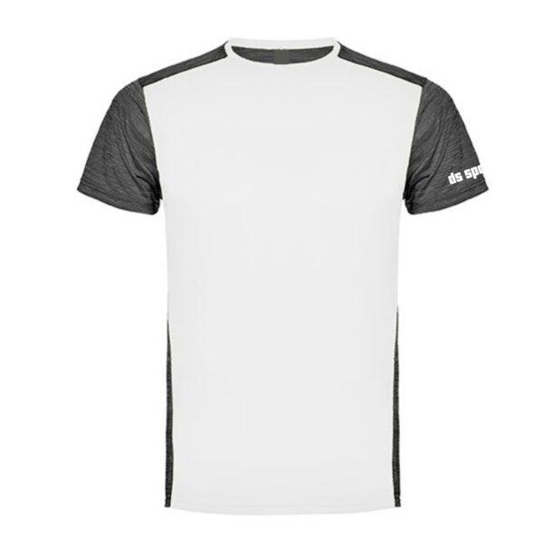 Sportshirt Herren SD white black