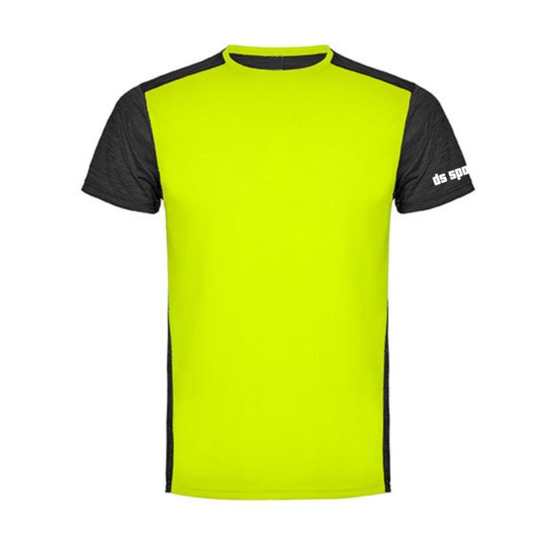 Sportshirt Herren SD yellow black