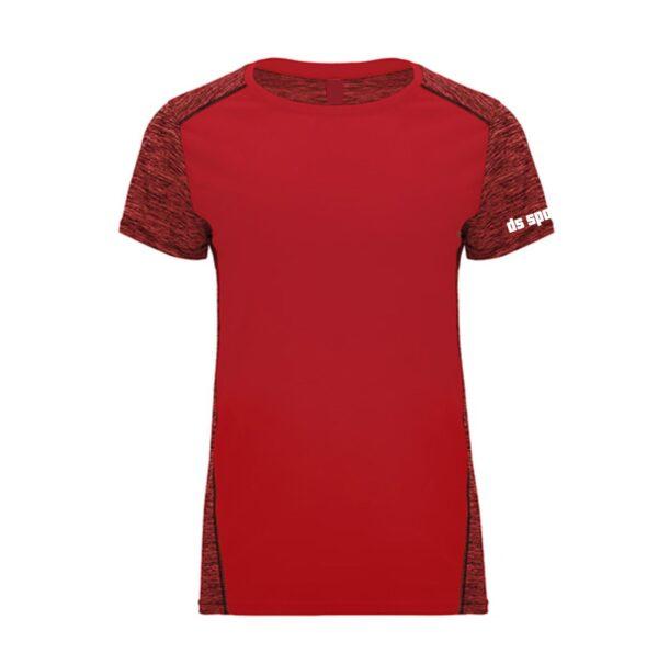 Sportshirt Damen SD red front